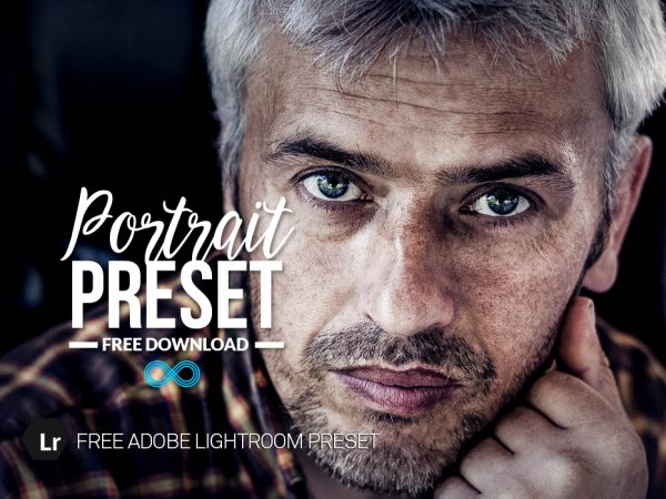 Free Portrait Lightroom Preset