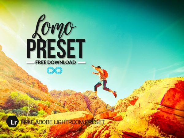 Free Lomo Effect Lightroom Preset