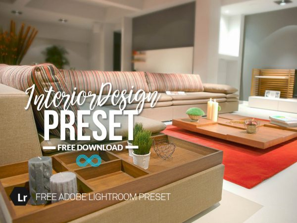 Free Home Interior Lightroom Preset