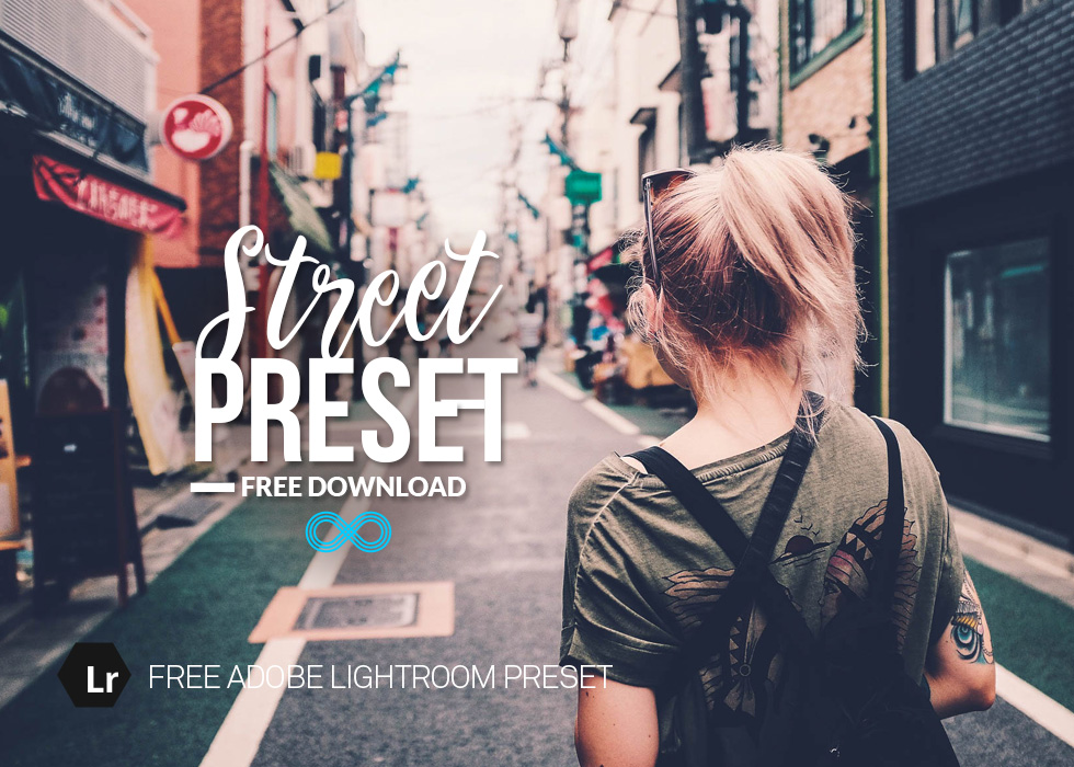 Free Street Photography Lightroom Preset to Download from Photonify