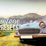 Vintage Film Lightroom Presets Vol2
