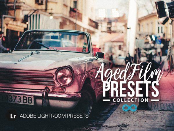 Aged Film Lightroom Presets