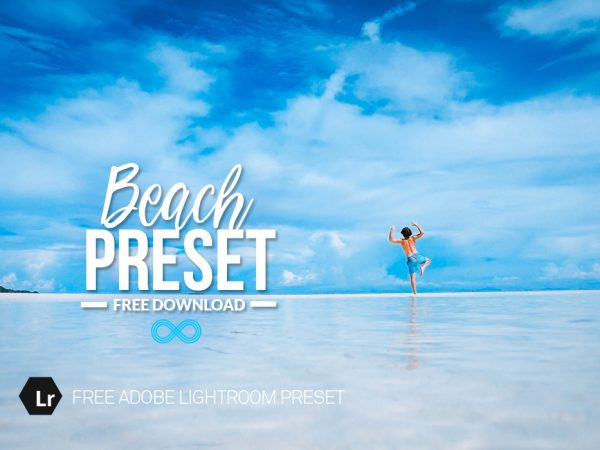 Free Beach Lightroom Preset