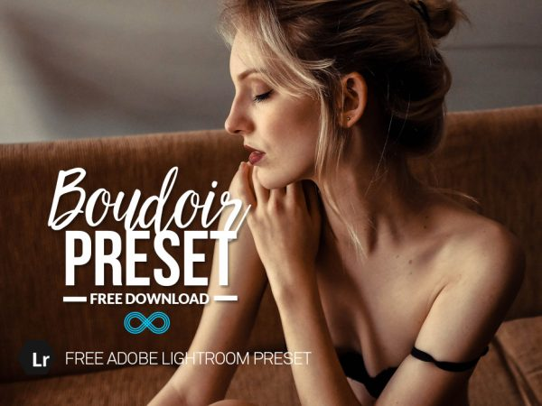Free Boudoir Lightroom Preset
