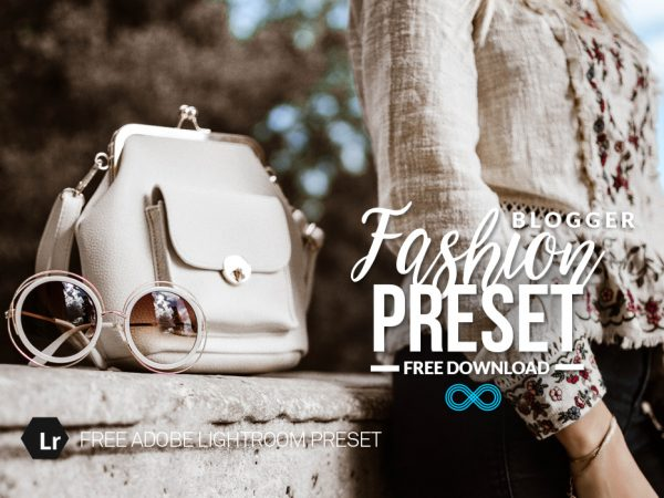 Free Fashion Blog Preset