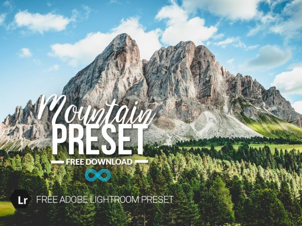 Free Mountain Landscape Lightroom Preset