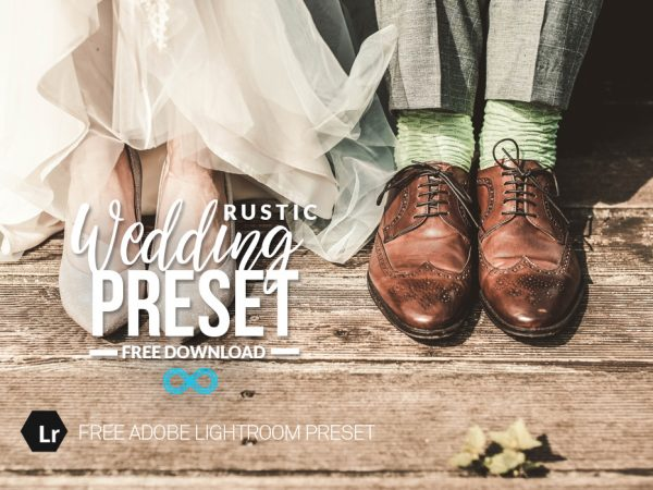 Free Rustic Wedding Lightroom Preset