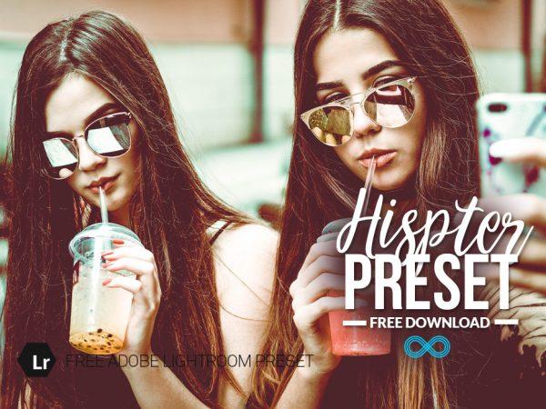 Free Hipster Lightroom Preset