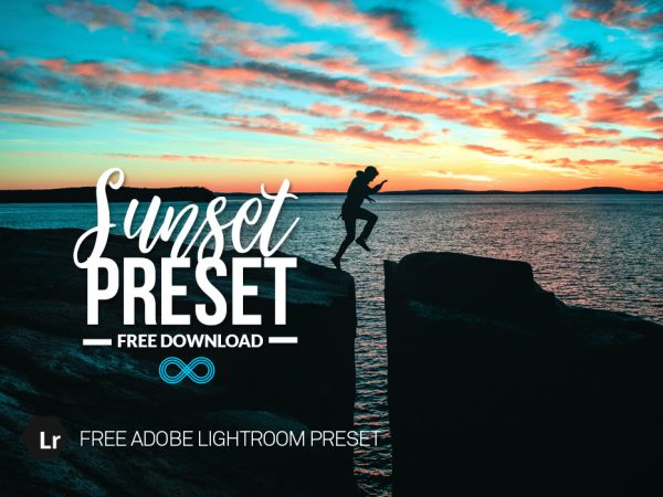 Free Sunset Lightroom Preset